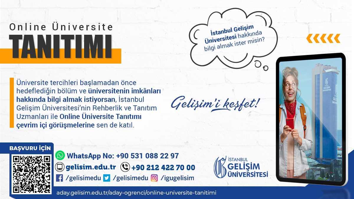 Online Üniversite Tanıtımı