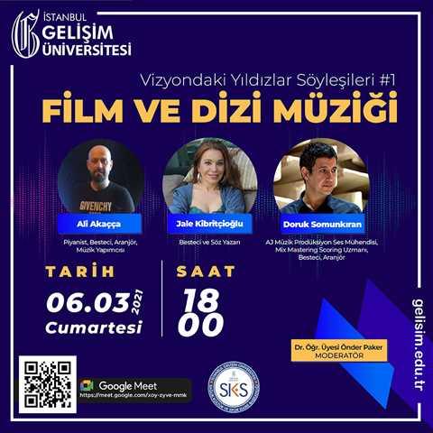 Film ve Dizi Müziği - Vizyondaki Yıldızlar Söyleşileri - 1