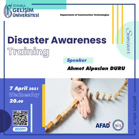 Disaster Awareness Training