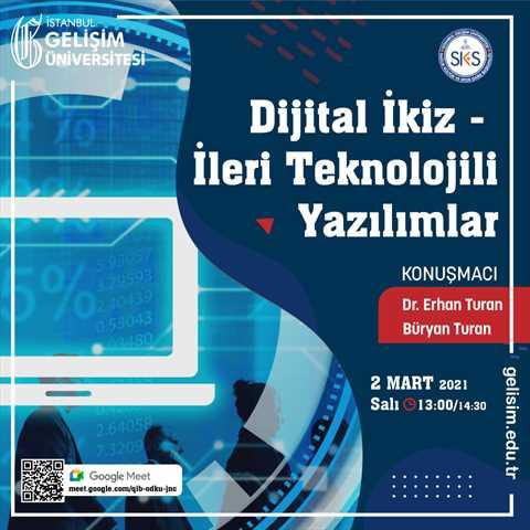 Dijital İkiz - İleri Teknolojili Yazılımlar