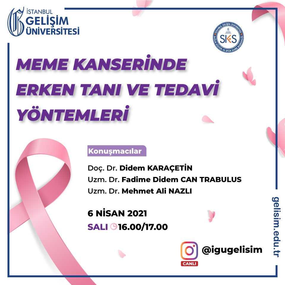 Meme Kanserinde Erken Tanı ve Tedavi Yöntemleri