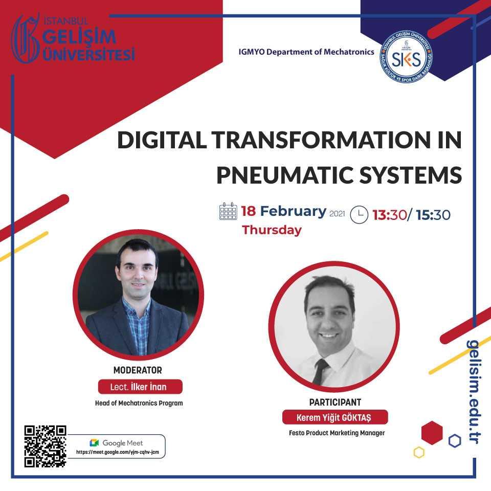 Digital Transformation in Pneumatic Systems