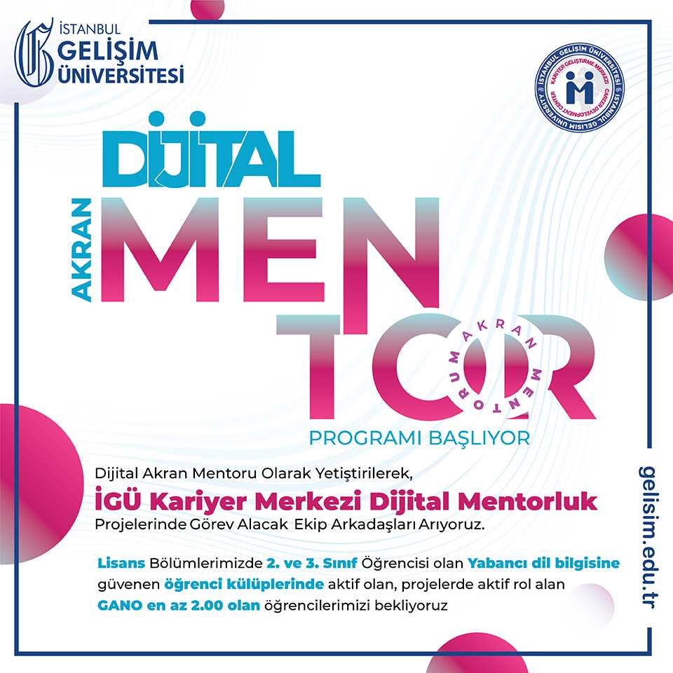 Dijital Akran Mentor Programı Başlıyor